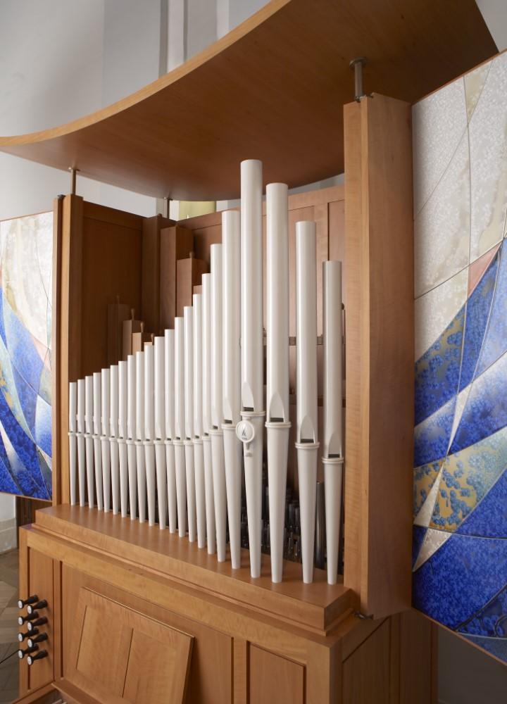 Konzert Orgel und mehr - Bild groß