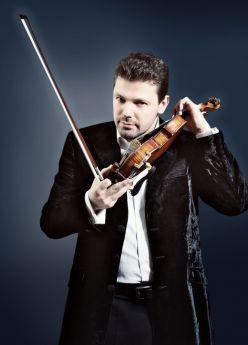 """Konzert """"Weihnachtszauber auf der Violine"""""""