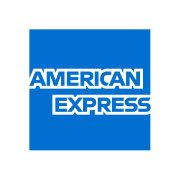 Logo des Zahlungsoption American Express