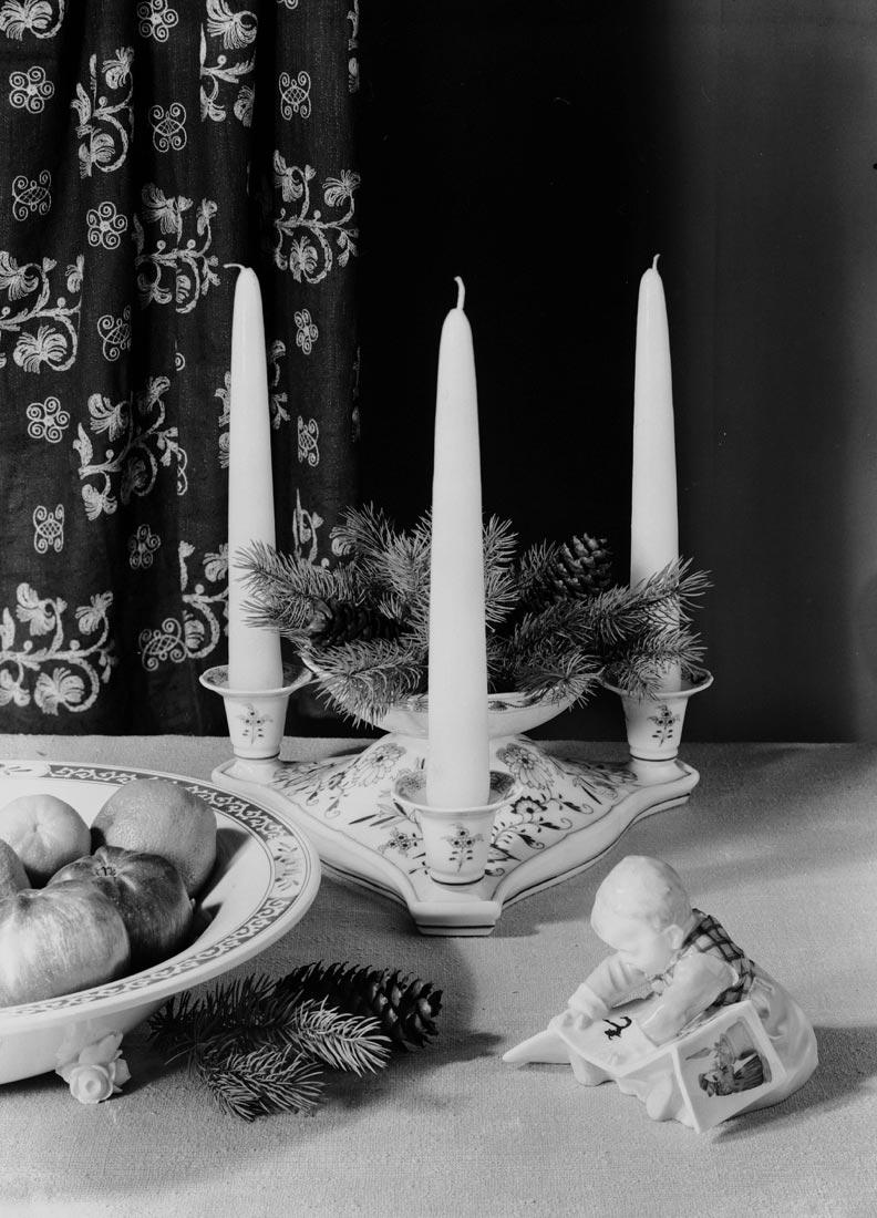 Advent Dinner Bild Text EN