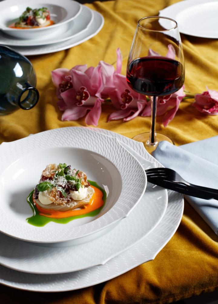 Wein Kulinarik Bild Text